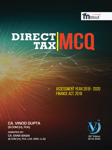 Vinod Gupta Classes | CA Final Direct Tax ( DT) | ACCA | VG