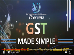 GST Made Simple - CA Ashok Batra | CA Virender Chauhan | VG Learning Destination