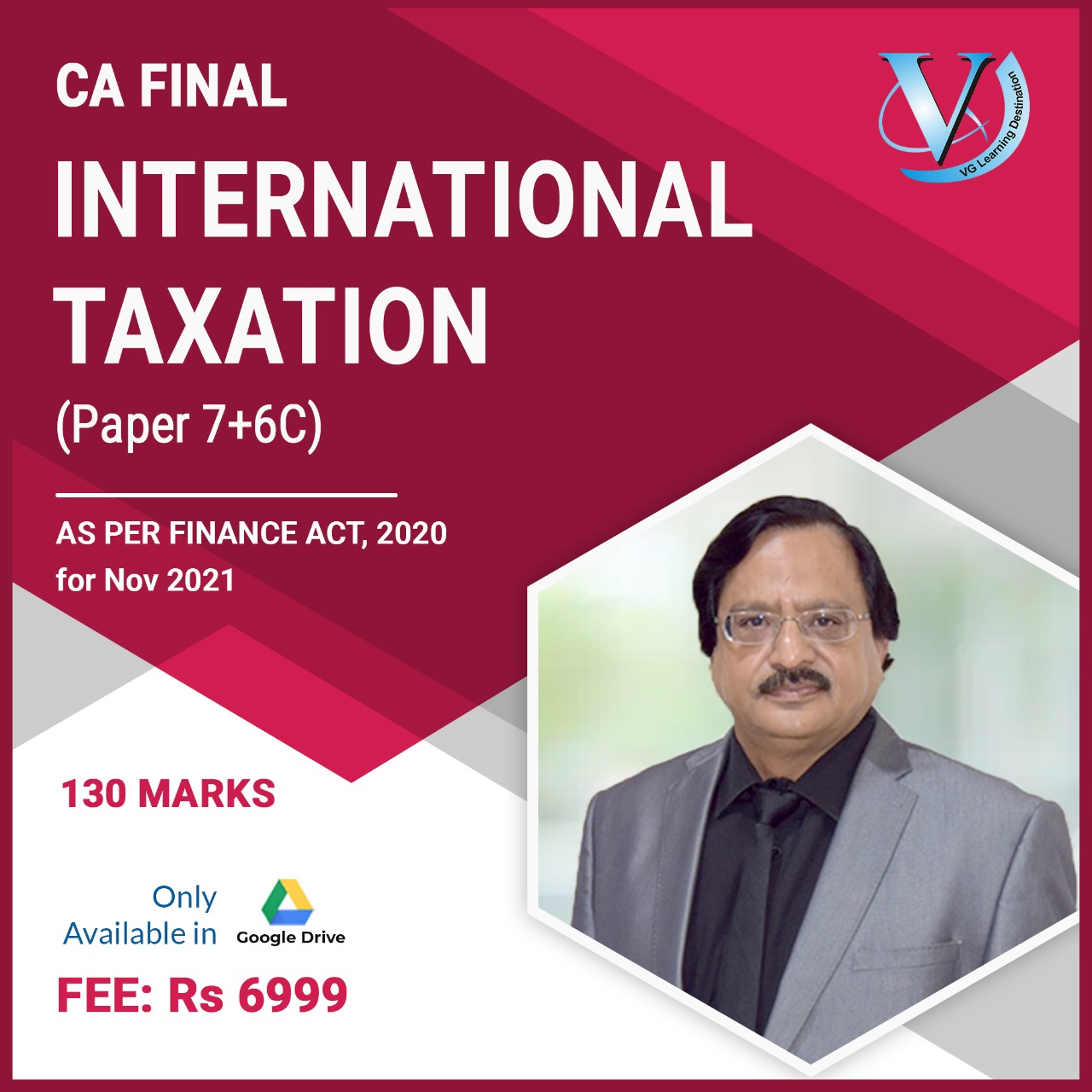 International Taxation - Pendrive (Paper 7+6C)