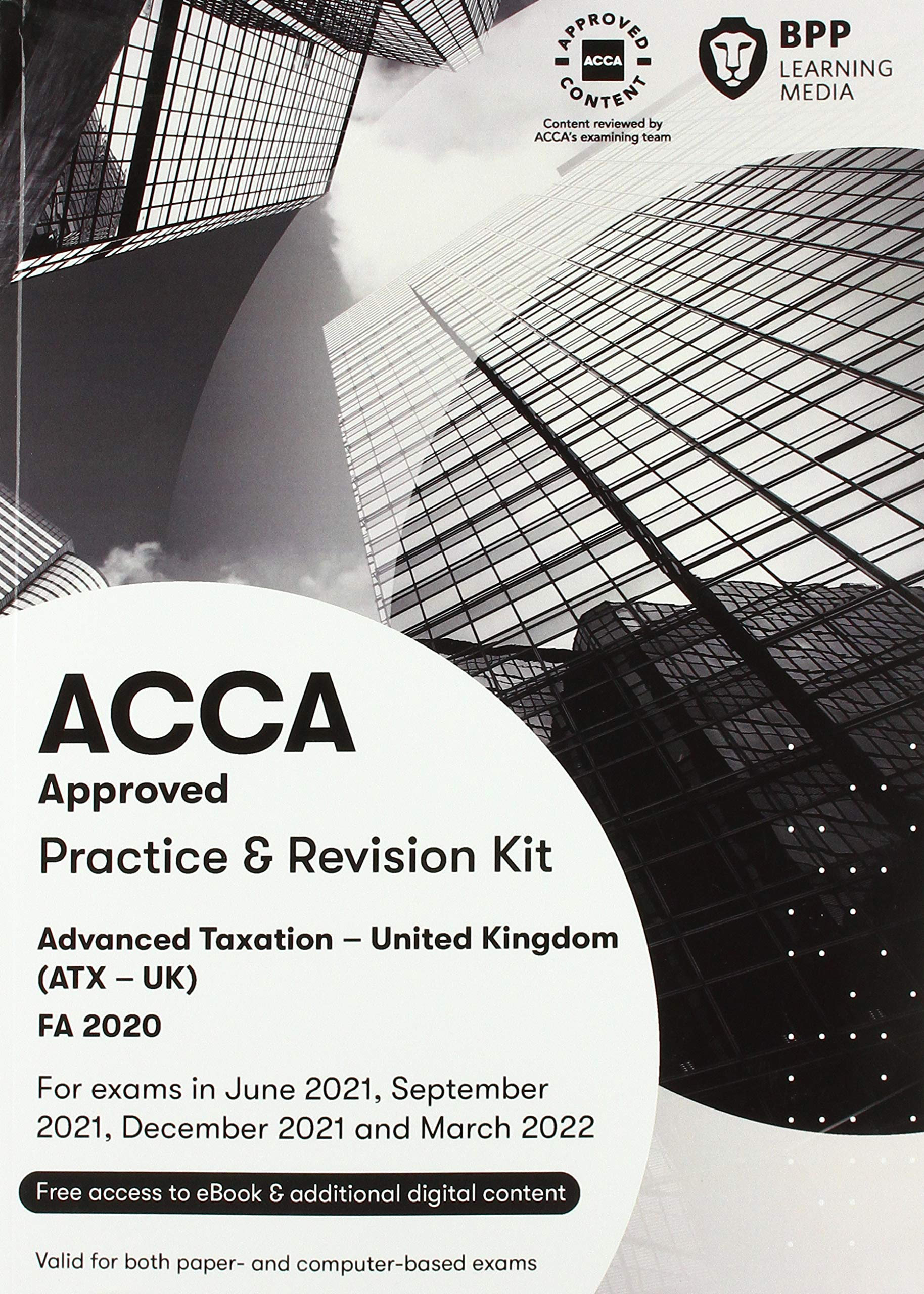 Study text/ Workbook  +  Revision kit (E-Book)