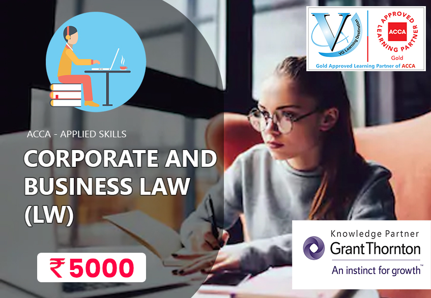 Corporate and Business Law (LW)-
